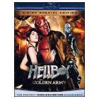 Hellboy. The Golden Army (Blu-ray)