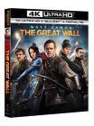 The Great Wall (4K Uhd+Blu-Ray) (Blu-ray)