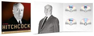 Alfred Hitchcock Collection Vinyl Edition (4 Dvd)