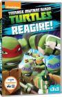 Teenage Mutant Ninja Turtles. Stagione 3. Vol. 3. Reagire!