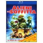 Alieni in soffitta (Cofanetto blu-ray e dvd)
