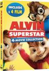 Alvin Superstar 1 - 4 (Cofanetto 4 dvd)