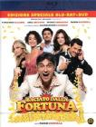 Baciato dalla fortuna (Cofanetto blu-ray e dvd)