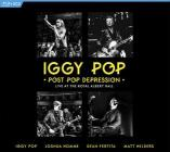 Iggy Pop - Post Pop Depression Live At The Royal Albert Hall (Blu-ray)