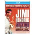 Jimi Hendrix. The Guitar Hero (2 Blu-ray)