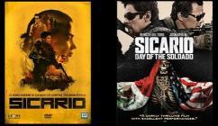 Sicario / Soldado (2 Blu-Ray+Booklet) (Blu-ray)