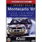 I grandi rally. Montecarlo 1987