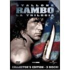 Rambo. La trilogia. Collector's Edition (Cofanetto 3 dvd - Confezione Speciale)