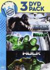 King Kong / Hulk / The Incredible Hulk (3 Dvd)