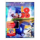 Rio 3D (Cofanetto blu-ray e dvd)