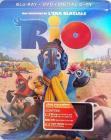 Rio (Cofanetto blu-ray e dvd)