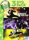 The Italian Job / Johnny English / Now You See Me (3 Dvd)