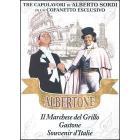 Albertone. Il Marchese del Grillo - Gastone - Souvenir d'Italie (Cofanetto 3 dvd)
