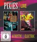 The Pixies - Acoustic & Electric Live (Blu-ray)