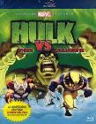 Hulk Vs. - Hulk Vs. Wolverine, Hulk Vs. Thor (Cofanetto blu-ray e dvd)