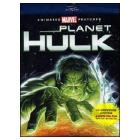 Planet Hulk (Cofanetto blu-ray e dvd)