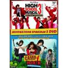High School Musical 3 - Camp Rock (Cofanetto 2 dvd)