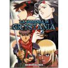La leggenda di Crystania. Memorial Box (2 Dvd)
