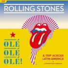 The Rolling Stones - Ole Ole Ole A Trip Across Latin America (Blu-ray)