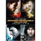 Mission: Impossible Collection (Cofanetto 4 dvd)
