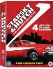 Starsky & Hutch - Stagione 01-04 (20 Dvd) (20 Dvd)