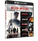 Mission Impossible Collection (6 Blu-Ray 4K Ultra HD+7 Blu-Ray) (Blu-ray)