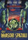 Gli Invasori Spaziali / Invaders (Restaurato In Hd) (CE) (2 Dvd+Poster Cinematografico)