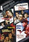 4 grandi film. Gangsters con Humphrey Bogart (Cofanetto 4 dvd)