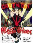 Green Day. Heart Like A Hand Grenade