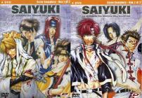 Saiyuki. La leggenda del demone dell'illusione. Serie completa (8 Dvd)