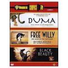 Duma - Free Willy - Black Beauty (Cofanetto 3 dvd)