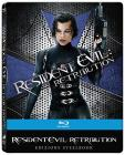 Resident Evil - Retribution (Ltd Steelbook) (Blu-ray)