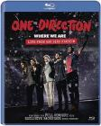 One Direction. Where We Are. Live From San Siro Stadium (Blu-ray)