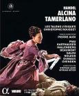 Georg Friedrich Handel - Alcina, Tamerlano (2 Blu-ray)