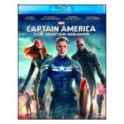 Captain America. The Winter Soldier (Blu-ray)