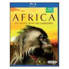 Africa. Eye to eye with the unkown (2 Blu-ray)