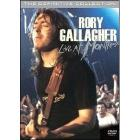 Rory Gallagher. Live At Montreux. The Definitive Collection (2 Dvd)