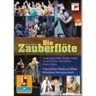 Wolfgang Amadeus Mozart. Il flauto magico. Die Zauberflöte (Blu-ray)