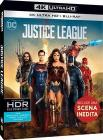 Justice League (4K Ultra Hd+Blu Ray) (Blu-ray)