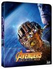 Avengers - Infinity War (3D) (Blu-Ray 3D+Blu Ray) (Ltd Steelbook) (Blu-ray)