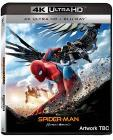 Spider-Man Homecoming (Blu-Ray 4K Ultra Hd+Blu-Ray) (2 Blu-ray)