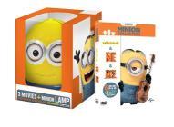 Minion Collection (3 Dvd + Lampada)