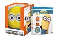 Minion Collection (3 Blu-Ray + Lampada) (Blu-ray)