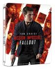 Mission Impossible - Fallout (Ltd Steelbook) (Blu-ray)