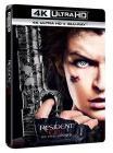 Resident Evil: The Final Chapter (4k Uhd+Blu-Ray) (Blu-ray)