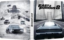Fast & Furious 8 (White Steelbook) (Blu-ray)