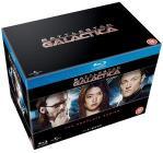Battlestar Galactica - Stagione 01-04 (20 Blu-Ray) (20 Blu-ray)
