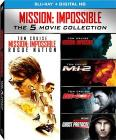 Mission: Impossible. Movie Collection (Cofanetto 5 blu-ray)