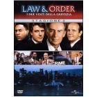 Law & Order. Stagione 3 (5 Dvd)