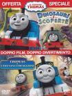 Il trenino Thomas. Dinosauri e scoperte. Thomas e i trenini coraggiosi (2 Dvd)
